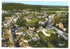 C.P.M. Creutzwald - Centre, Eglise Et Place Du Marché - Creutzwald