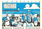 17 LA ROCHELLE - CPM 8e Salon Des Mordus - 09 Et 10 Février 1991 - Bourses & Salons De Collections