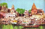 Dasaswamedh Ghat Banaras - India