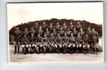 WW1 - Royal Medical Corps, Catterick Camp - Real Photo Postcard - War 1914-18