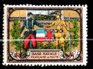Vignette DELANDRE - Base Navale Française De Malte - 1914 - 1918 WWI WW1 Cinderella Poster Stamps Seals France - Vignettes Militaires