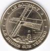 24 LE BUGUE SUR VÉZÉRE VILLAGE BOURNAT LE MOULIN MONNAIE DE PARIS 24LBV-VB2/11 - 2011