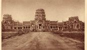 Ruines D´Angkor Angkor -Vath - Cambodja