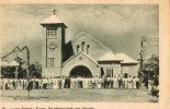 The New Church Of Libanda - Belgisch-Congo - Varia
