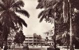 Leopoldville Le Centre Commercial Real Photo Card - Belgisch-Congo - Varia