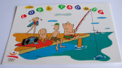The Cobi Troupe - Cobi Pesca - Fishing - Pesca