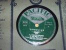 78T  Jazz - Philippe Gerard Et Son Brelan D´As - 78 T - Disques Pour Gramophone