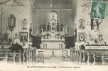 ST-SYMPHORIEN. Intérieur De L'église - Francia