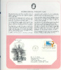 ETATS-UNIS:N°1061 FDC 1975.Année Internationale De La Femme.Feuille D´album Avec Explications. - First Day Covers (FDCs)
