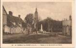 LE TREMBLAY LE VICOMTE - église Et Monument -N° 52 - France
