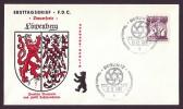 Berlin FDC 1966 - MiNr. 285 - Deutsche Bauwerke Aus Zwölf Jahrhunderten II (g) - Berlin (West)
