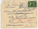Nederland, 1946 Aan Het Binnenlandsbestuurdoorgehaald Van Amsterdam-> Den Haag, Volksherstel Stempel - Non Classificati