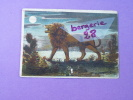 CHROMO IMAGE - LE LION Image MESPLES (animal) - Chromos
