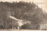 Rhone - Saint Igny De Vers , Scierie En Montagne Et La Roue Moulin En 1919 - France