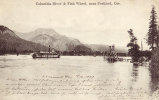 Oregon River & Fish Wheel Neer Portland - Colombia