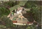 Isère - Saint Geoire En Valdaine , Vue Aérienne Chateau De Longpra , Ed Photo Lapie - Saint-Geoire-en-Valdaine