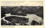 Gemünd - Urftsee Mit Burg Vogelsang (Postes Militaires Belgique - België Legerposterij - Taxée - 1953) - Schleiden