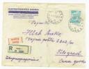 Old Letter - Yugoslavia - Unclassified