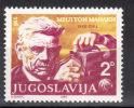 Yugoslavia,100 Years Of Birth-M.Manaki 1980.,MNH - Yougoslavie