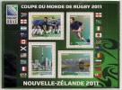 2011 Frankreich France Mi. Bl. 154 **MNH  Coupe Du Monde De Rugby 2011 - Neufs