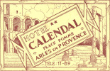 13   //  ARLES  HOTEL CALENDAL - Other