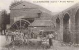 CARTE POSTALE LAMORICIERE ALGERIE MOULIN AUBRUN - Scenes