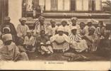 18Pt*    SAO TOME ET PRINCIPE MULHERES INDIGENAS (FEMMES INDIGENES) - Santo Tomé Y Príncipe