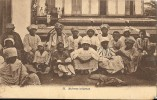 18Pt*    SAO TOME ET PRINCIPE MULHERES INDIGENAS (FEMMES INDIGENES) - Sao Tome Et Principe