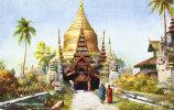 Pagan Shwegeena Pagode - Myanmar (Birma)