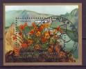 KOREA -  1989 - Alpine Plants - Gestempelt - Used - Sonstige