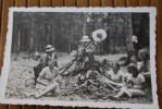 PHOTOGRAPHIE DE SCOUTS SCOUTISME éclaireur SCOUTING JAMBOREE 1944 > CAMP 1ERE A FILLE >JBIVOUAC - Photos
