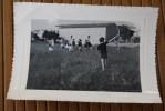 PHOTOGRAPHIE DE SCOUTS SCOUTISME éclaireur SCOUTING JAMBOREE MAI  1953 Scout LE GRAND MAS à Canaules Gard 30 - Photographie