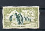 T.A.A.F PA N° 2 * (charnière Légère) - PINGOUINS Cote 60 € - Pinguine