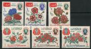 Yemen (1965) N 192 à 197 Luxe - Yémen