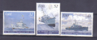 Ierland 1996 50 Y. Naval Service  958/960 *** - 1949-... République D'Irlande