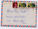 Cover- Brief- Lettre Par Avion De Madrid Vers Maisons Alfort  1979 - 1931-Oggi: 2. Rep. - ... Juan Carlos I