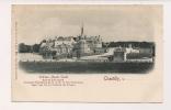 CP, 60, Chantilly, Chateau, Musée Condé, Entrée Principale (avec Texte), Vierge - Chantilly