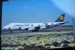 LUFTHANSA CARGO  B 747 230F   D ABZF - 1946-....: Moderne