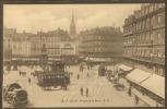 59-----LILLE---place De La Gare--animée--tramway - Lille
