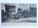 AMIENS - Guerre 1914-15, Artillerie Traversant La Ville - Guerre 1914-18