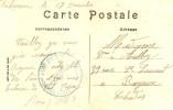 MARQUE POSTALE MILITAIRE ( DEPOT COMMUN DES 11 21 ET 27 EME REGIMENT D' ARTILLERIE ) - Poststempel (Briefe)