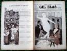 *GIL BLAS Illustré*N°13-20/09/1891-MISS EXCESSIVEMENT BELL P/E.TARBE +CHANSON:L´ENCOMBREMENT P/ XANROF + DESSIN STEINLEN - Books, Magazines, Comics
