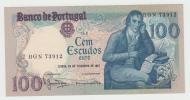 Portugal 100 Escudos 1981 AUNC+ CRISP Banknote P 178b  178 B - Portugal
