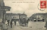 55 SAINT MIHIEL PLACE DES HALLES HOTEL DU CYGNE LE PETIT CASINO - Saint Mihiel