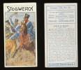 Chocolat STOLLWERCK -  N° 531 - II - (Illustrateur Richard Knötel) - Stollwerck