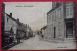 Dep 45 , Cpa DOUCHY , La Grande Rue  (106) - Francia