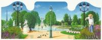 France Bloc 2004 Yvert No BF 70 ** Jardins De France Le Salon Du Timbre - Blocks & Kleinbögen