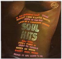 * LP *  SOUL HITS - VARIOUS ARTISTS - Soul - R&B