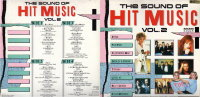 * 2LP *  THE SOUND OF HIT MUSIC Vol.2 - VARIOUS ARTISTS (Holland 1988 Ex-!!!) - Compilaties