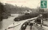 N°14680 -cpa  Tessy Sur Vire -la Scierie Et Le Moulin- - Otros Municipios